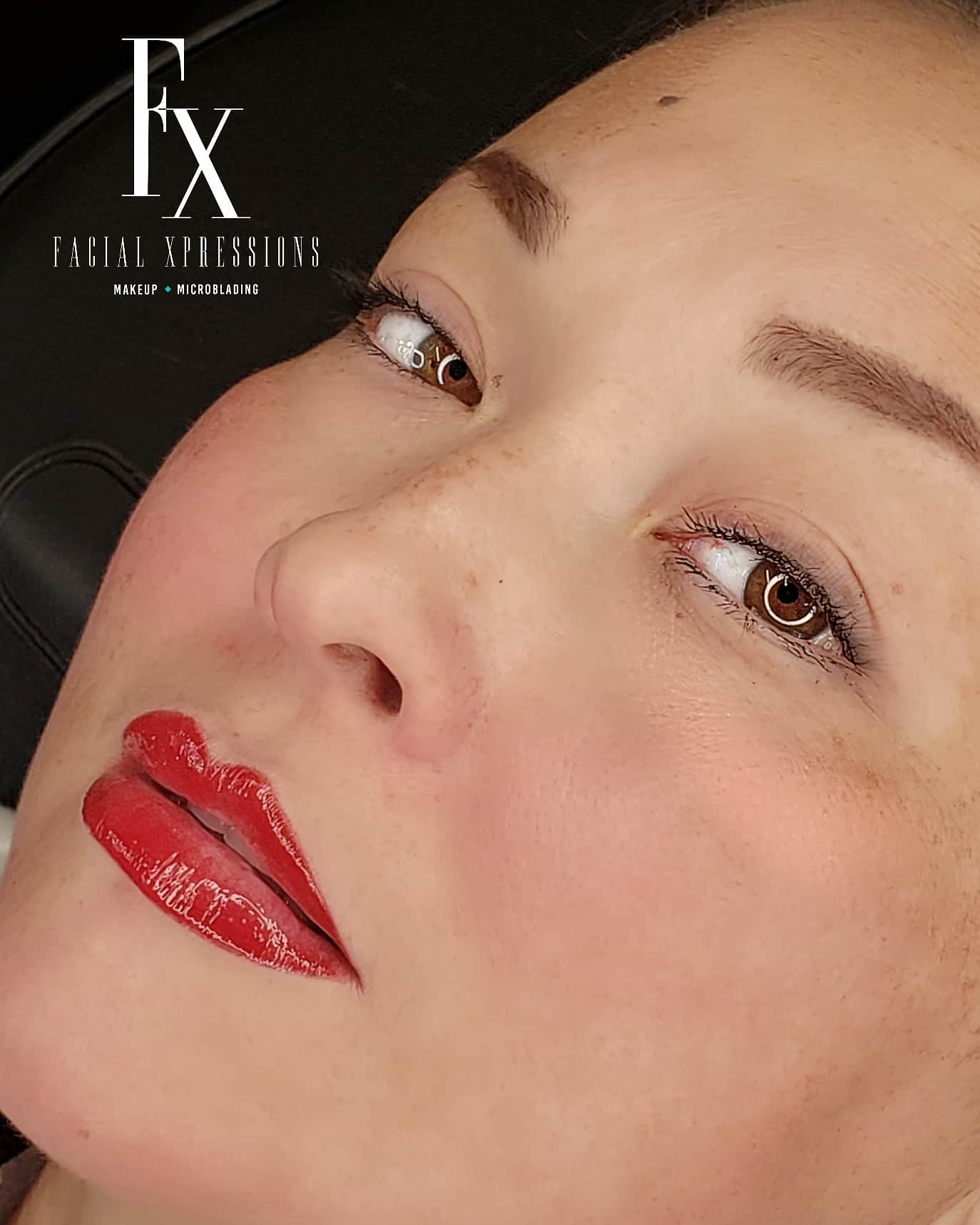 Lip Blushing Treatment